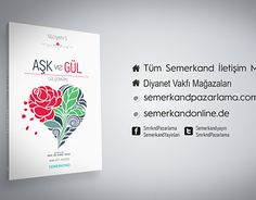 "Check out new work on my @Behance portfolio: ""Aşk ve Gül Kitap Reklamı"" http://be.net/gallery/49831445/Ask-ve-Guel-Kitap-Reklam"