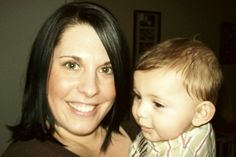 One of my fav pics of me and my friends little boy :)