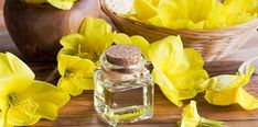 Evening primrose oil is the oil from the seed of the evening primrose plant. Evening primrose oil is used for skin disorders such as eczema, psoriasis, & acne. Prim Rose Oil Benefits, Evening Primrose Oil Dosage, Essential Fatty Acids, Essential Oils, Severe Migraine, Hot Flashes, Hormone Balancing, How To Treat Acne, Health Remedies