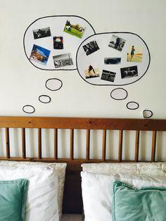 Dream board Make your dreams come true, visualize them! DIY