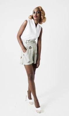 Tara Starlet | Honolulu Shorts