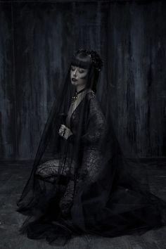 Rock Fashion — victorian-goth: Victorian goth...