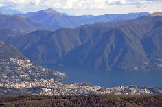 Lugano is my hometown and I love to come back here!