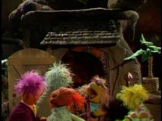 """Fraggle Rock """"The Terrible Tunnel"""""""