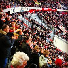 Wir sind die fans die ihr nicht wollt. :-/ #fortuna #f95 by bilkorama, via Flickr