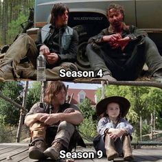 Always with a Grimes! TV Time - The Walking Dead Walking Dead Funny, The Walking Dead Movie, Walking Dead Quotes, The Walking Dead Tv, Walking Dead Season, Walking Dead Zombies, Walking Dead Wallpaper, 17 Kpop, Twd Memes