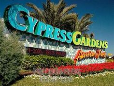Cypress Gardens (Florida before Disney)