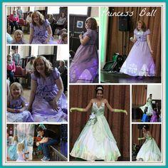 Princess Ball Dorset Dreamers
