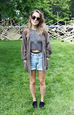 Festival Fashion & Music Highlights From Field Trip Festival!