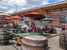 Cascade Brewing - Barrel House  939 SE Belmont Street  Portland, Oregon 97214