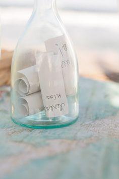 Message in a bottle. Κύκλος Αγέλης.