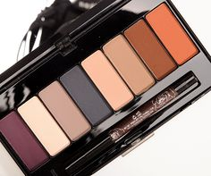 Kat Von D Ladybird True Romance Eyeshadow Palette Review, Photos, Swatches
