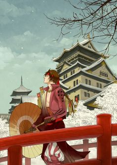 Sanada Yukimura (Sengoku Basara)/#1048220 - Zerochan