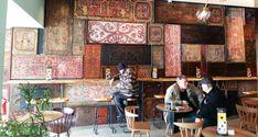The most beautifully decorated coffee shop in Kosovo - in Mitrovica! Prince Coffee Shop on Rruga Agim Hajrizi
