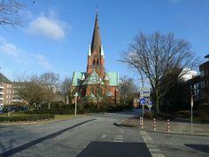 Kreuzkirche Hamburg Altona Ottensen
