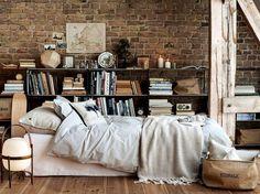 Quartos novos para 2015: adotando o estilo loft