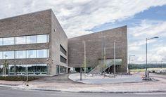 Opinmäki School Complex in Espoo by Esa Ruskeepää Architects. Photo: Antti Canth, Esa Ruskeepää Architects
