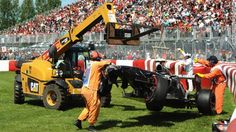 The important role of motorsport's marshals has been highlighted by the death of Canadian Mark Robinson as Esteban Gutierrez's Sauber was removed from the track after the 2013 Canadian Grand Prix.   The world's most dangerous hobby? The silent heroes of the F1 circus >~:> http://www.cnn.com/2013/06/27/sport/motorsport/marshals-silverstone-british-grand-prix/index.html?sr=sharebar_twitter