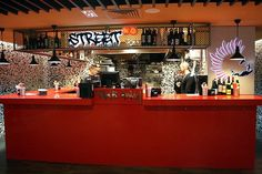StreetXO- While it will be impossible to score reservations at Madrid's top Michelin restaurant, DiverXO try out her sister tapas style joint.  Brainchild of David Munoz and Angela Montero.  Located in El Corte Ingles on calle Serrano and calle Ayala