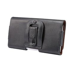 bdeals Premium Genuine Leather Flip Case Horizontal Belt Clip Pouch Prince Holster Protective Carrying Cellphone Case for Samsung Galaxy Note 4, Note 3,Huawei Nexus 6P (Black). Made of premium genuine leather, durable & comfortable grip. Fit for Samsung Galaxy Note 4/3/2 , LG G5, G3 ,Huawei Nexus 6P. Twin Belt loop feature and clip to fit your belt perfectly. Soft Suede interior so the phone won't be scratched. Advanced magnet locking system so the case won't flap open.