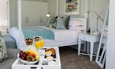 Luxurious Accommodation on the Garden Route - in the Wilderness with views of the Swartvlei Lake.