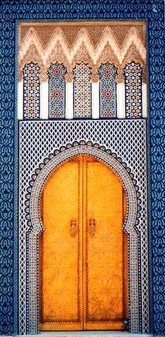 Colori e stile del Medio Oriente