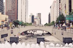Seoul, Korea. I've been there twice but this place has my heart. Can't wait to go back this summer :)