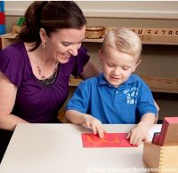 Transitioning From the Montessori Sandpaper Letters to the Montessori Movable Alphabet