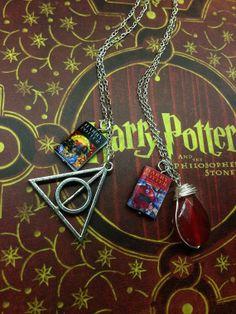 Harry Potter jewelry  Philosopher's stone charm by PrincesCauldron, £2.49