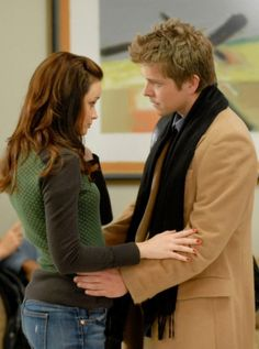 """Rory and Logan On """"Gilmore Girls"""""""