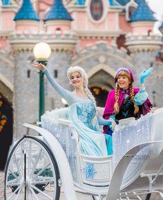 Doe mee en maak kans op drie dagen toegang tot de mooie parken. Dé kans om Anna en Elsa uit Frozen te zien! In Disneyland Paris beleef je de coolste zomer ooit. Tijdens Frozen Summer Fun komen de zusjes Anna…