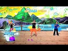 Zumba Kids - YouTube - Brain Break  This is a short, easy, good for beginners zumba video for kids.  Go through a couple times and see if you can work up a little sweat!  www.kurbo.com
