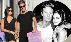 Lucy Hale appears to confirm romance with Lawson drummer Adam Pitts