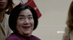 """Big Boo (Lea DeLaria) has a new 'do. But otherwise, things seem pretty normal… 