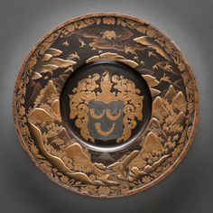 Japanese artist, sign with coat of arms of Willem van Outhoorn. Peabody Essex Museum, Salem, USA. Courtesy the Rijksmuseum