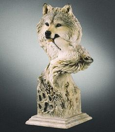 62 Best Wolf Sculptures Images In 2018 Wolf Sculpture
