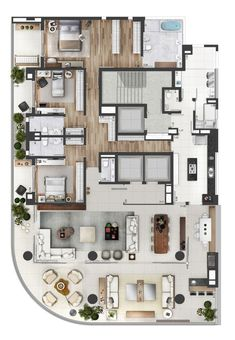 Denah Rumah 639933428289544444 - Source by Sims House Plans, House Layout Plans, House Layouts, House Floor Plans, Sims House Design, Small House Design, Modern House Design, House Construction Plan, Hotel Floor Plan