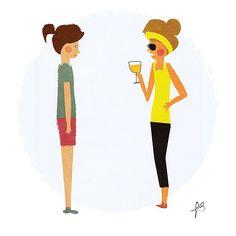 """""""I've been training for the Chardonnay 1K."""" - Libby Burns #JuneIssue #NoVA #Wine #Fitness #Goals"""