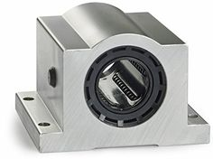 Thomson SPB12, Pillow Block, Super, Closed, for end supported applications, self-aligning; use with 0.75 in Diameter Shaft, Class L