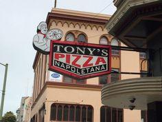 12. Tony's Pizza Napoletana: 1570 Stockton Street, 94133