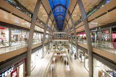 Europa Passage shopping mall in Hamburg by BRT Architekten
