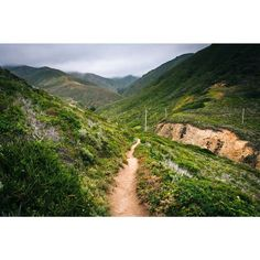 Noir Gallery Trail at Garrapata State Park, California Fine Art Photo Print