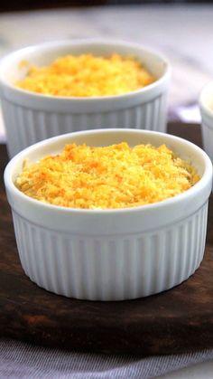 Prepare de jantar esse saboroso e fácil crumble de abóbora.