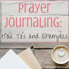 Prayer journaling is a great way to communicate with God. Here are 12 blog posts to help you know how to start your prayer journal.
