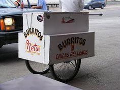 Burritos de Villa Ahumada