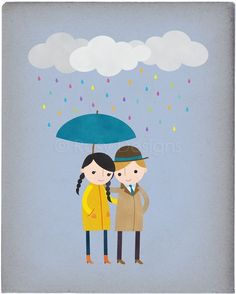 Rainy+Day+Love by+rosydesignsonline