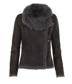 Pelt Jacket, Donna, Pellami, AllSaints Spitalfields