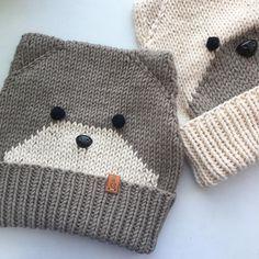 """122 Likes, 2 Comments - ВЯЗАНАЯ ОДЕЖДА (@lovelove.knit) on Instagram: """"Мишки мимимишки Эти милые шапочки подойдут детям и взрослым! ___________ Состав: шерсть, акрил…"""""""
