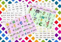 S'entrainer à lire des syllabes