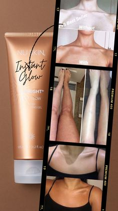 How many minutes in the sun does it take you to get a bronzed look? Well, guess what? With Sunright Insta Glow no sun is required for an instant, sun-kissed finish! Rock a bronzed look all year round. Diy Body Butter, Diy Beauty, Natural Makeup, Your Skin, Hair Care, Glow, Take That, Sun Kissed, Bottle